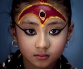 Кумари — живые богини