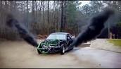 Diesel-Swapped Mustang