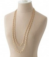 Devon Necklace-Gold