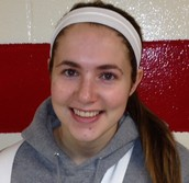 Amanda Sanders, Senior, Girls Varsity Basketball