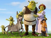 Shrek And His Family