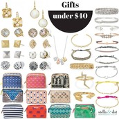 Gifts under 40$
