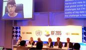 Internet Governance Forum (IGF) 2015
