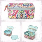 Jewellery Box - Multi Ikat