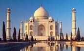 Welcome to the Taj Mahal