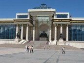 Government of Mongolia by cade