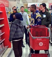 Christmas Shopping with At-Risk Kids
