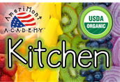 Help Support our Organic Kitchen, Bring Home a Family Meal!