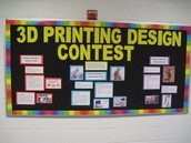 3D Printing Design Contest Makerspace January 4th