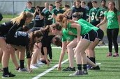 Girls can play football too right?