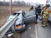 This is what drinking and driving does