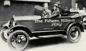 fifteen millionth ford!