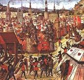 כיבוש ירושלים בשנת 1099 במהלך מסע הצלב הראשון