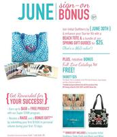 June Sign-On Bonus