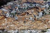 THIS  IS HOW BAD THAT HURRICANE KATRINA HIT