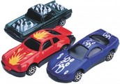 Toy cars are my favorite contraband.