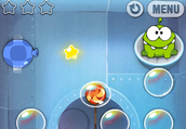 what is cut the rope