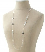 Monterey Necklace in Silver