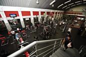 El Gimnasio (Worlds Gym)