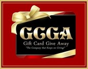 What is the Gift Card Give Away?