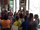 G5 Visits the '54 Museum