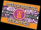 Wehrenberg gift cards