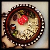 Create a Fall locket