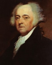 John Adams passes Alien and Sedition acts.