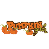 Pumpkin Patch Contest-Monday October 26th
