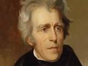 andrew jackson at old age