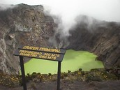 Iruza volcán
