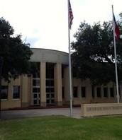 Graham High School Library