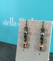 SOLD Kahlo Drop Earrings - $15