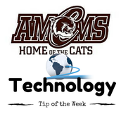 Tech Tip of the Week