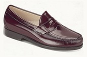 When were pennyloafers made?