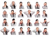 Parts of Body Language