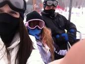 Me gusta esquiar