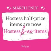 AMAZING March Hostess Special