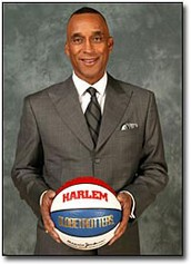 The Owner of the Harlem Globetrotters
