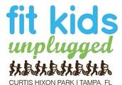 1st Fit Kids Fun Run in Downtown Tampa