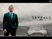 James bond sky fall