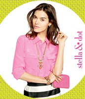 Our Geo Pop Collection...HOT PINK is the color of the season!