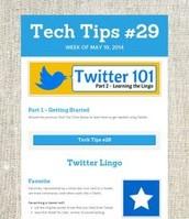 Twitter 101 - Part 2
