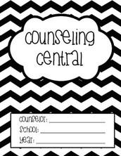 School Counseling Master Calendar 2014-15