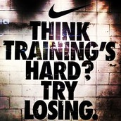 Nike football quote