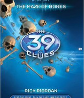 The 39 Clues by Rick Riordan