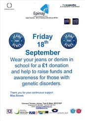 Jeans for Genes 2015