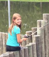 Fishing at ODE