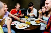 Come to our hostel, and enjoy our amazing breakfast!