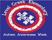 LCE Autism Awareness Week